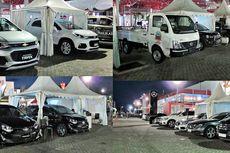 Ignis dan Trax Jadi Bintang Utama Area Tes Drive IIMS