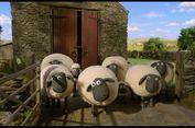 Gara-gara Adegan Ciuman, KPI Tegur Film Kartun Shaun The Sheep