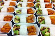 Tips Memilih Makanan di Pesawat