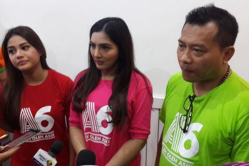 Aurel Hermansyah Buka Toko Oleh-oleh di Malang