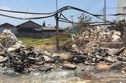 Keberadaan Tukang Las Pemicu Kebakaran Pabrik Mercon Masih Misterius