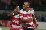 Top Scorer Liga 1, Odemwingie Tetap Yakin Bisa Kalahkan Sylvano