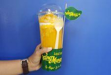 Lima Gerai Minuman Mangga yang Mirip King Mango Thai