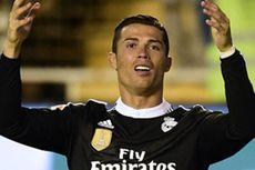 Respons Ronaldo soal Tuduhan Pelecehan