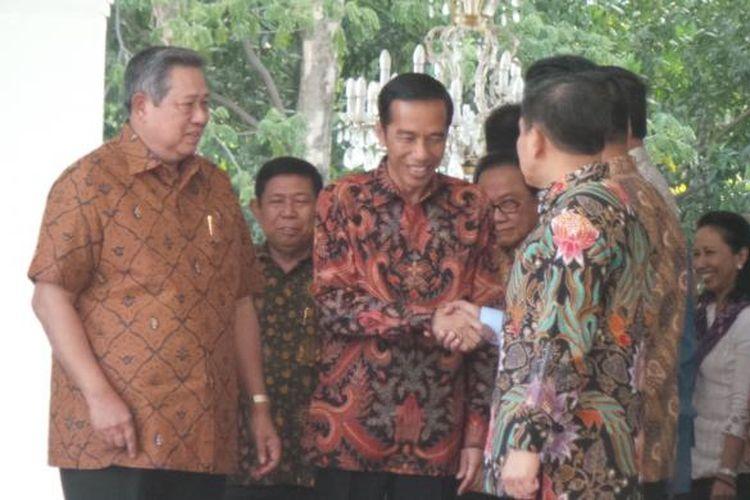 Demokrat Angkat Bicara tentang Indikasi 'Keterlibatan' Presiden Jokowi atas Kriminalisasi Partainya