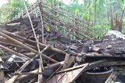 Angin Kencang Terjang Grobogan, 2 Rum   ah Roboh dan 3 Warga Terluka