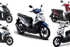 Deretan Sepeda Motor Terlaris September 2017
