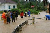 Banjir Setinggi Satu Meter Terjang Kota Muntok Bangka Barat
