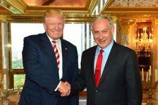 Presiden Trump Datang, PM Netanyahu Mengaku Siap Bahas Upaya Damai