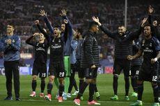 Lawan Man United, Real Madrid Pakai Kostum Hitam