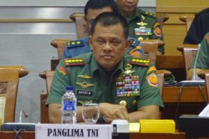 Politisi PDI-P: Tidak Etis Panglima TNI Menyatakan akan Menyerbu Lembaga Tinggi Negara