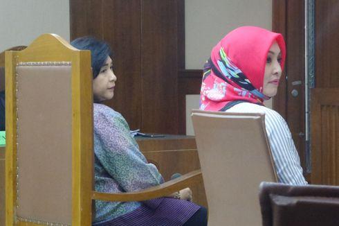 Merasa Terintimidasi, Angelina Sondakh Menangis di Sidang Hambalang