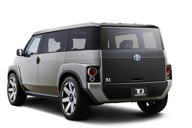 Toyota TJ Cruiser Concept.