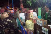 Banser Buka Posko Peduli Banjir, Pengunjung CFD hingga TKI Menyumbang