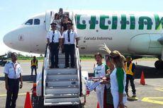 Mulai 20 September, Citilink Buka Penerbangan Yogyakarta-Medan