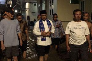 Anies Melayat ke Rumah Warga yang Tewas Saat Banjir di Cipete