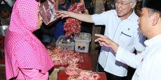 Menteri Perdagangan Terpesona pada Pasar Blambangan