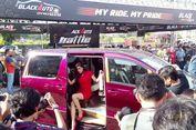 Black Autobattle Pekanbaru Sedot Mobil-mobil Modif Tanah Sumatera