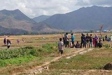 Warga Dua Desa di Bima Bentrok, Dua Orang Terluka