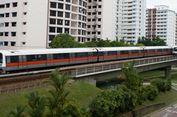 Kereta Tersambar Petir, Apa Penjelasan Operator MRT Singapura?