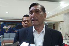 Luhut Menolak Disebut Menteri Super 'Tangan Kanan' Jokowi