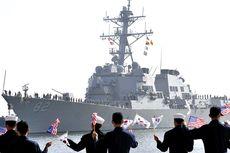 Angkatan Laut AS Kembali Unjuk Kekuatan Bersama Korsel