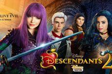 Anak-anak Para Tokoh Antagonis Disney Kembali Bertemu di Descendants 2