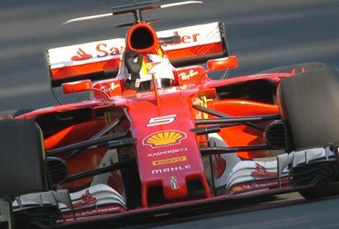 Vettel Juara Berkat Strategi Ban yang Jitu