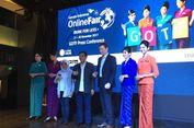 Garuda Targetkan Bawa 700.000 Wisatawan Asing ke Indonesia