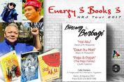 Noorca, Rayni, Jodhi, Luncurkan Buku Bersama