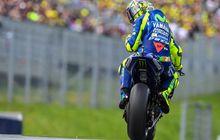 Rossi Pakai Fairing Baru di GP Austria