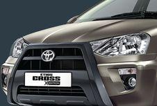 Toyota Berikan Sentuhan Crossover pada Etios