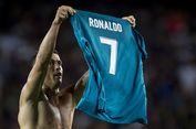 Ronaldo Paling Gemar Bobol Gawang Atletico dari Titik Penalti