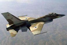 Pesawatnya Diserang, Israel Hancurkan Peluncur Misil Suriah