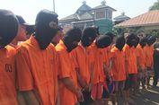 11 Tersangka Anggota Geng Motor 'Tambun 45' Terancam 12 Tahun Penjara