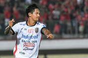 Hasil Liga 1, Bali United Bungkam Perseru