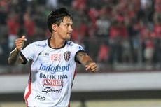 Resmi, Irfan Bachdim Perpanjang Kontrak di Bali United hingga 2020