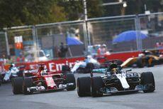 Tabrak Hamilton, Vettel Terancam Dilarang Balap