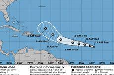 Di Balik Nama-nama Badai, Kenapa Ada Harvey, Irma, dan Jose?
