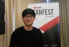 Tujuh Kreator Ternama Hadir dalam YouTube Fanfest 2017 di Bandung