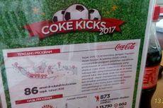 Hingga 2017 Usai, Coke Kicks Sasar Sepuluh Kota
