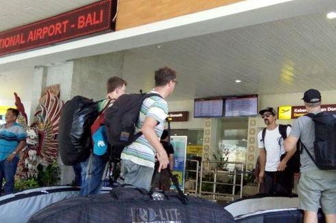 Bandara Ngurah Rai Siap Antisipasi Bila Gunung Agung Erupsi