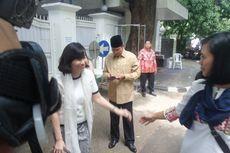 Istri Ahok, Veronica Tan Datang ke Rumah Megawati