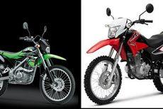 Daftar Motor Trail dari Mesin Kecil Sampai 250 cc