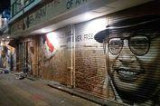 Gelegak Nasionalisme dalam Kreasi Mural di Solo pada Hari Kemerdekaan