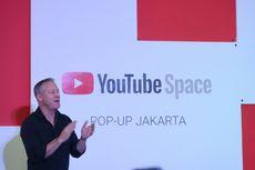 Ruang Kreasi bagi YouTuber di Jakarta Kembali Dibuka