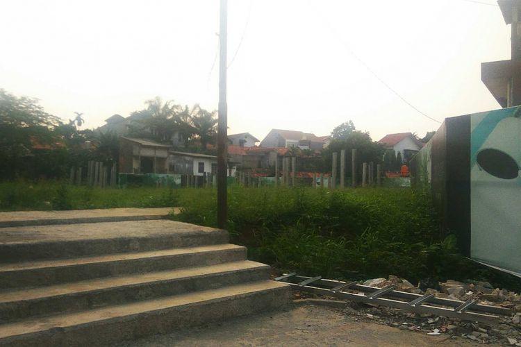 TB Simatupang Park yang akan dibangun oleh Asiana Group di Jalan TB Simatupang.