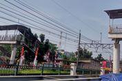 Lama Terputus, JPO Dekat Stasiun Tanjung Barat Akan Segera Tersambung