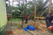 Benda Diduga Bom Mele   dak di Rokan Hulu, Satu Tewas, 4 Luka-luka