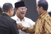 Jokowi Jawab Kritik Prabowo: 'Kenapa Dulu Tidak Ramai?'